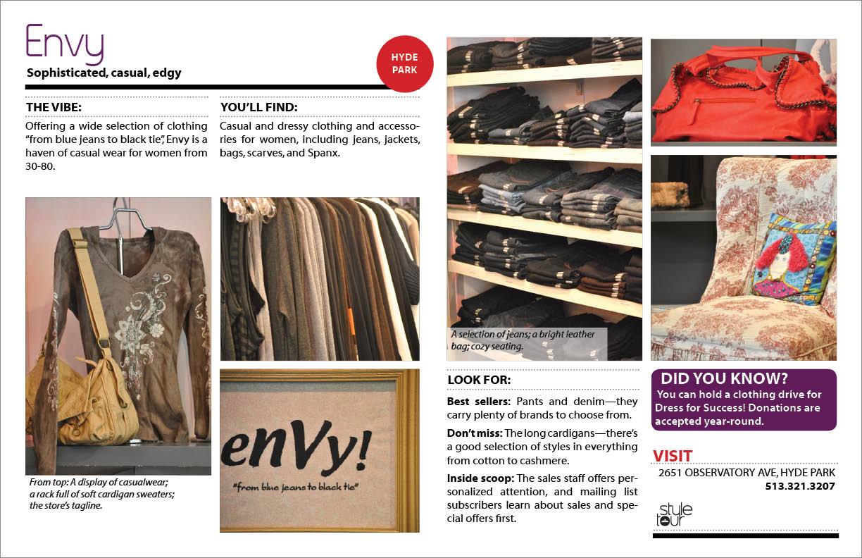Envy Clothing Store - Austin, TX, United States. Art & Fashion on South