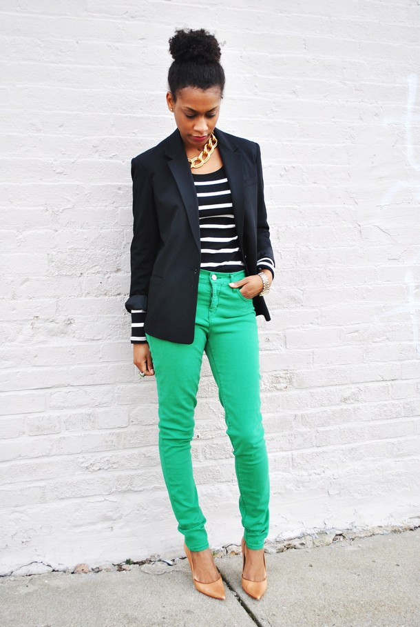 New  Green Pants On Pinterest  Green Pants Outfit Green Jeans And Green