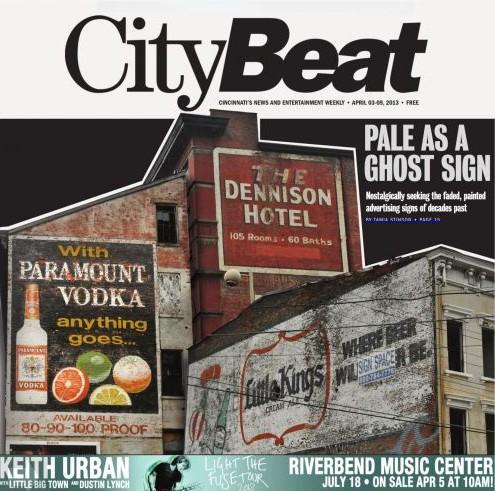 CityBeat cover