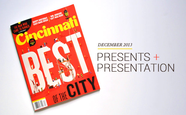 Cininnati Magazine Best of the City 2013