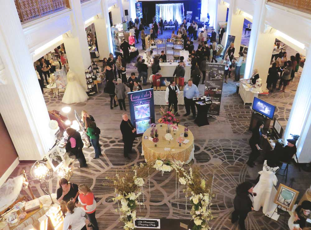 An unexpectedly cool event at The Renaissance downtown