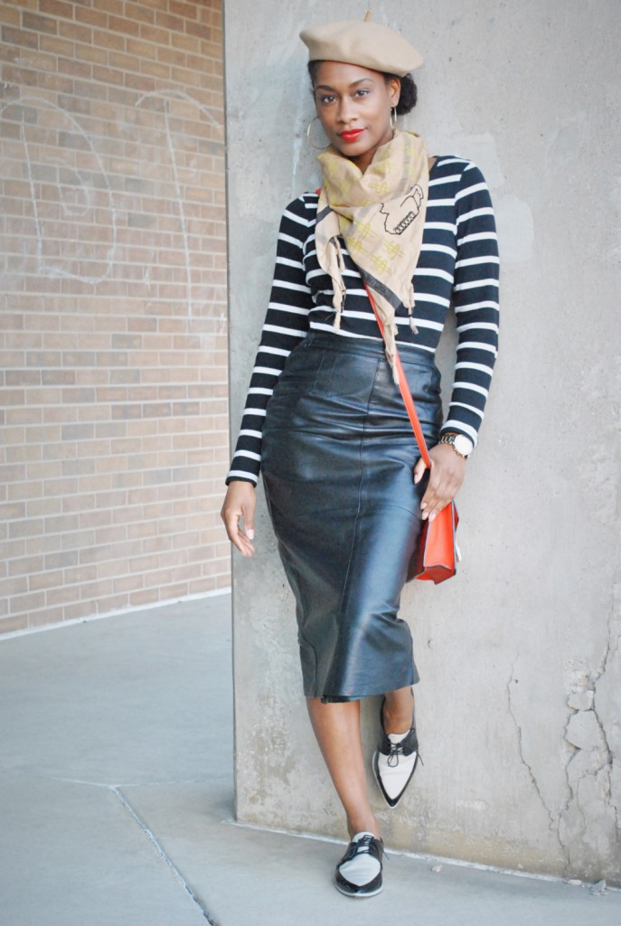 outfit ideas beret
