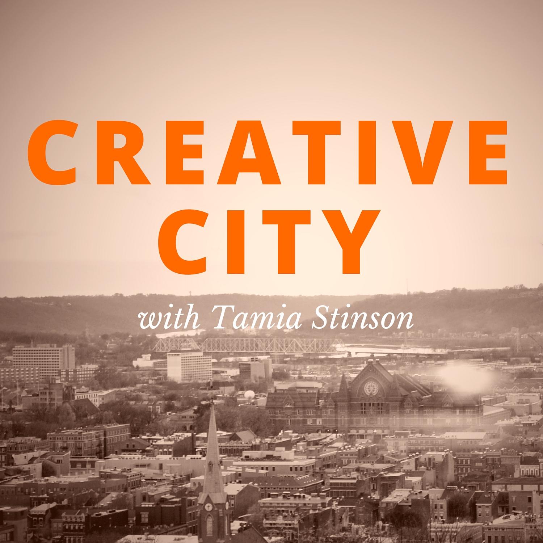 CreativeCityPodcast.com