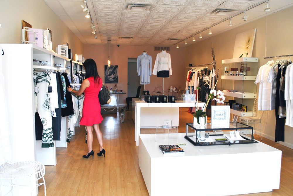 cincinnati shopping boutique
